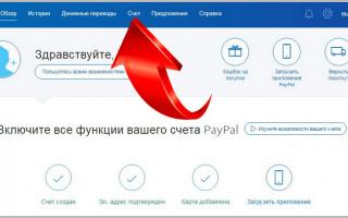 Как принять платеж в PayPal