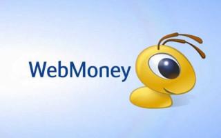 Как активировать WebMoney кошелек москва