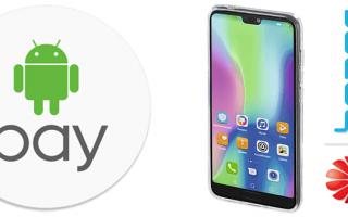 Google Pay платежная система как пользоваться Huawei