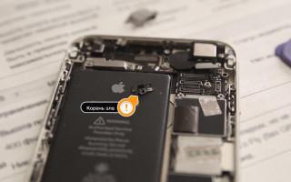 Где Apple Pay на iPhone 6