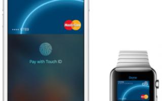 Как настроить Apple Pay на Apple Watch