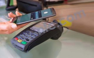 Как расплачиваться телефоном Google Pay
