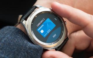 Как установить Samsung Pay на часы Watch