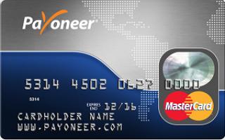 Что такое дебетовая карта Payoneer Prepaid Mastercard